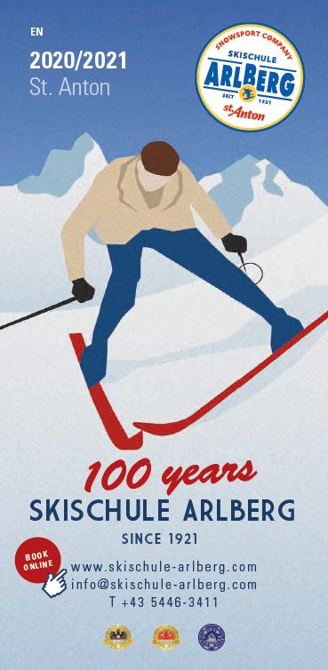 Booklet Arlberg
